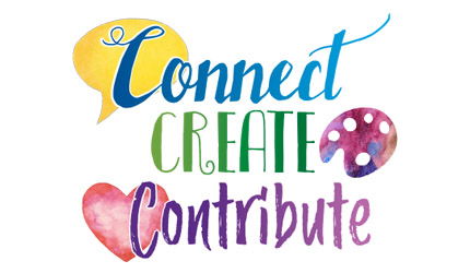 Connect, Create, and Contribute