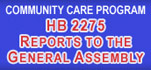 HB 2275 Reports to the General Assembly