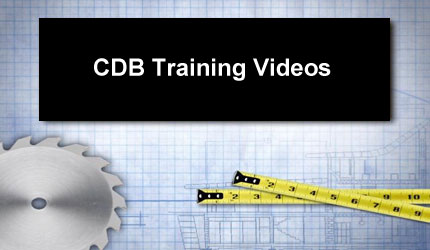 CDB 255 Form Training Video