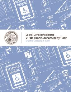2018 Illinois Accessability Code Cover