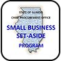Small Business Set-Aside Icon
