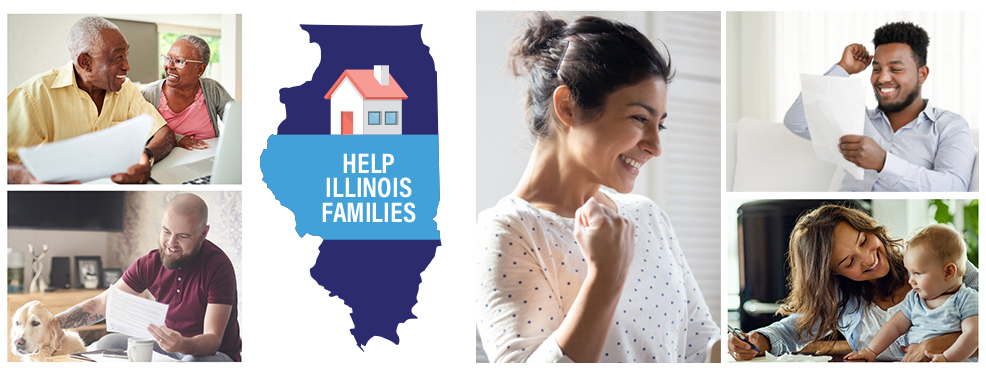 Help Illinois Families banner