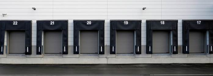 loading bay doors