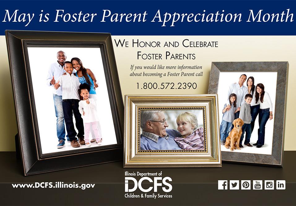 Foster Parent Appreciation Month