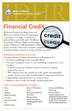 Financial Credit