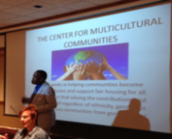 Access Living and the Center for Multicultural Communities