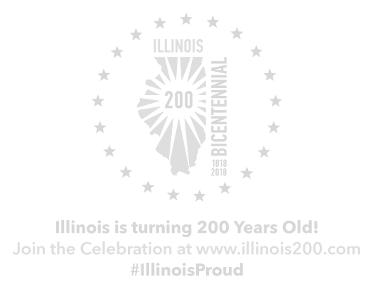 Illinois 200 logo