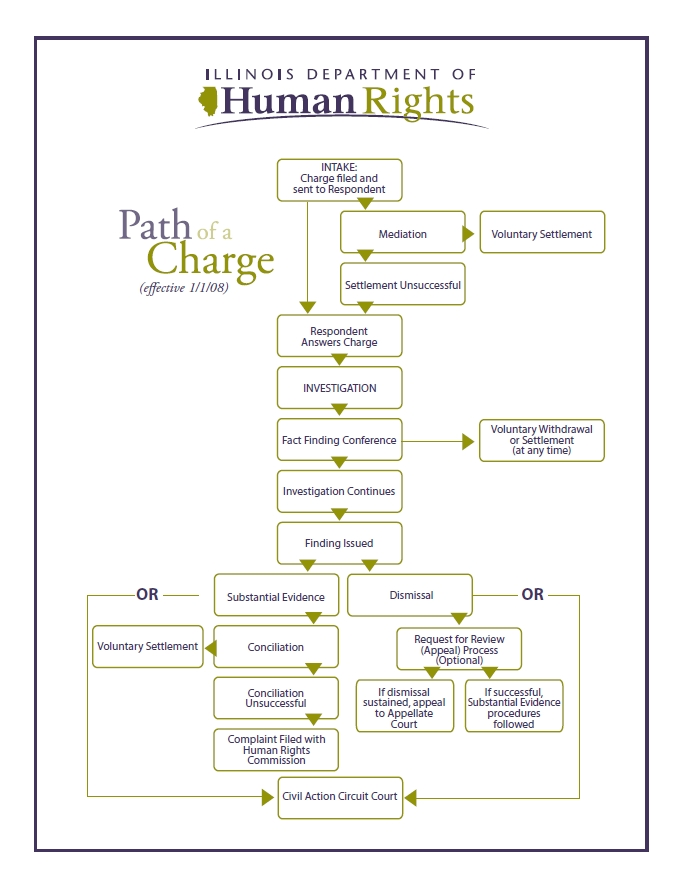 Path of a Charge Graphic