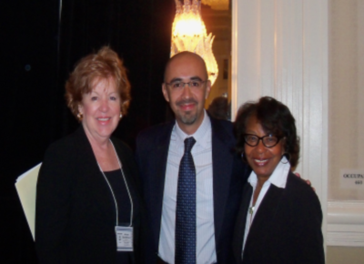 IDHR Executive Staffers Attend IAOHRA Conference and EEOC Training Conference