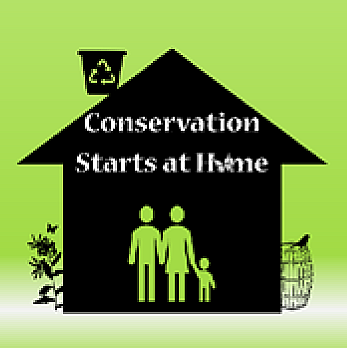 Conservation Starts at Home