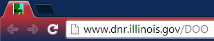 DOO in browser URL box