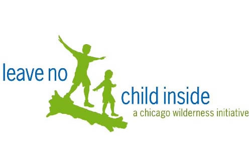 Logo for Leave No Child Inside Program