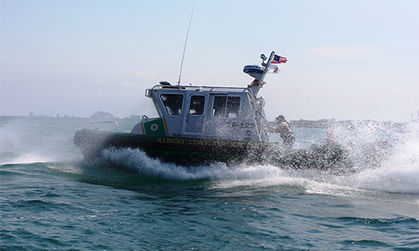CPO's Serving and Protecting on Water