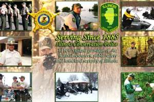 Conservation Police Officer Activity Reports