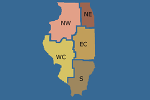 Find a Park by Region