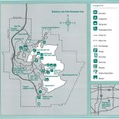 Shabbona Lake Site Map