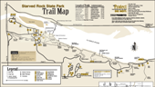 Starved Rock Site Map