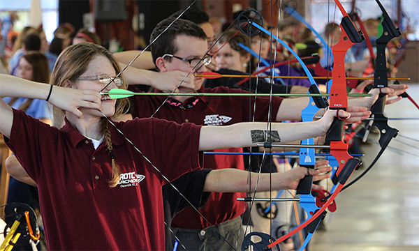 Youth to Compete in Il. Archery Tournament 3/24-25