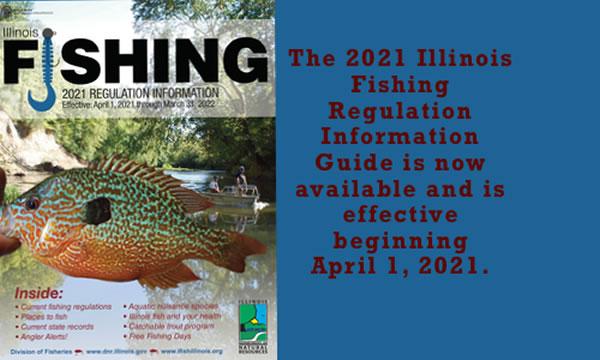 2021 Illinois Fishing Regulations