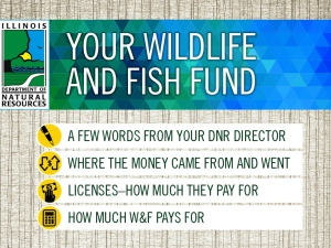 Illinois dnr welcome to illinois dnr for Idnr fishing license
