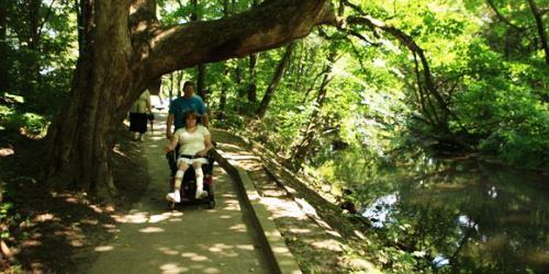 Accessible Trail at Franklin Creek