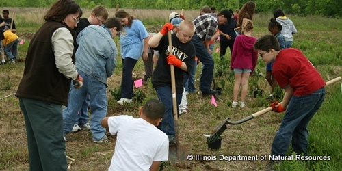 Earth Day in the Parks Events - April-May 2015