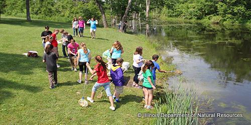 Illinois Biodiversity Field Trip Grant