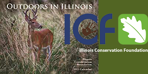 2015 Illinois Conservation Foundation Calendar is Now Available