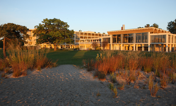 Resort In Illinois State Beach Park