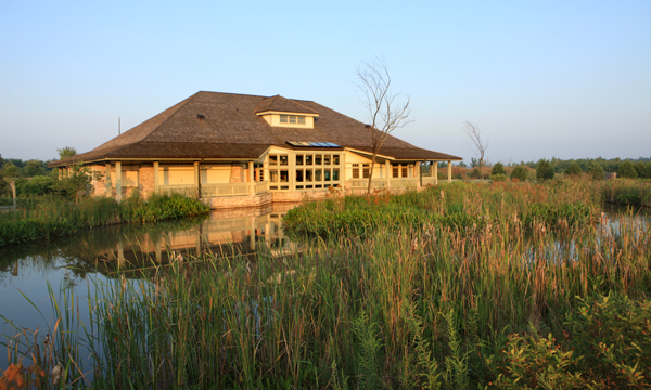 Barkhausen-Cache Wetlands Center