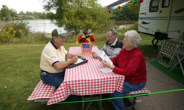 Volunteer to be a Campground Host