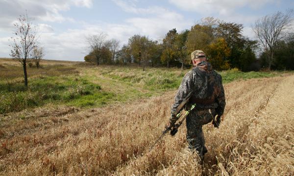 Clinton Lake Hunting