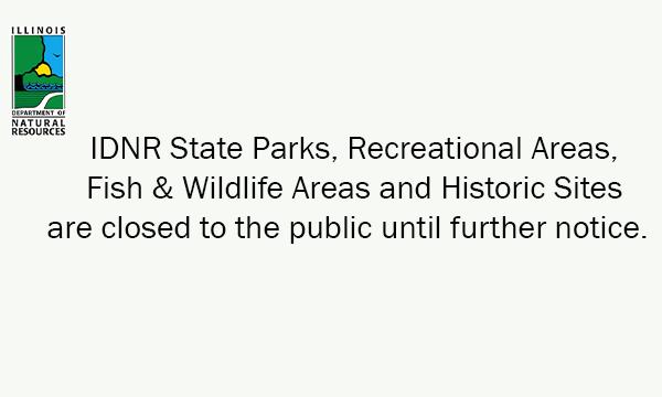 IDNR Facilites closed until further notice