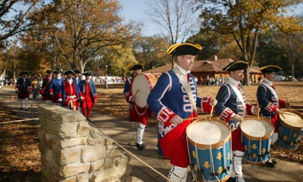 October Site of the Month  - Fort Massac State Park