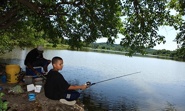 Whispering Willow Lake