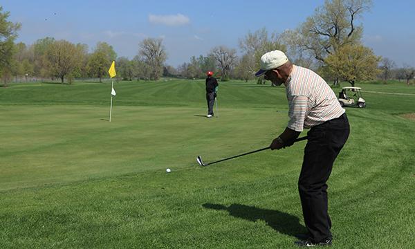 Grand Marais Golf Course