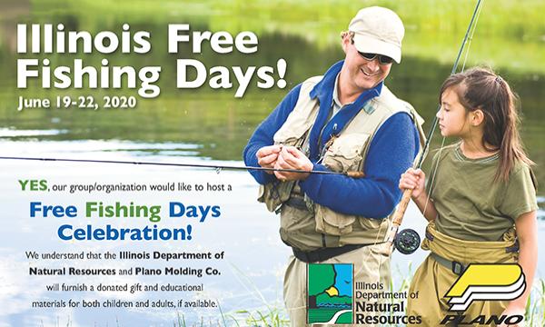 Free Fishing Days Celebration