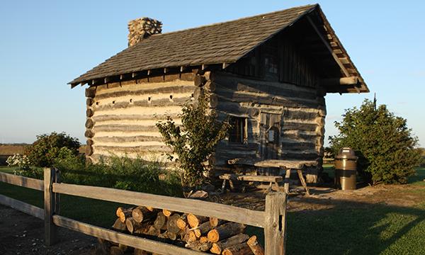 Cragg Cabin