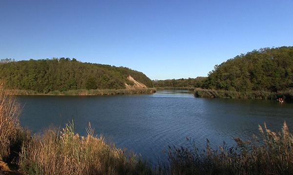 Monster Lake