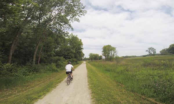 Bike,Hike Trail