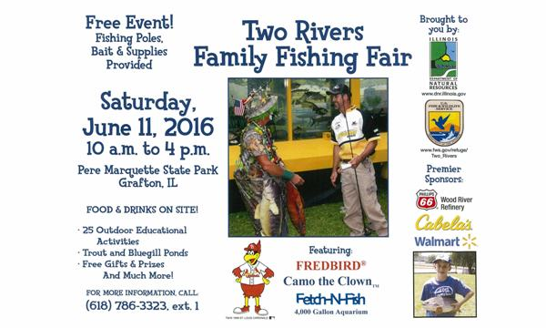 Two Rivers Family Fishing Fair