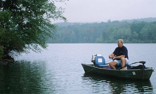 Glen O. Jones Lake