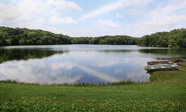 Siloam Springs Lake