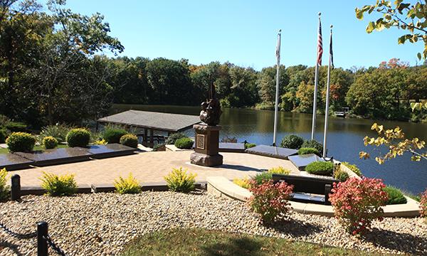 Veteran's Point Memorial