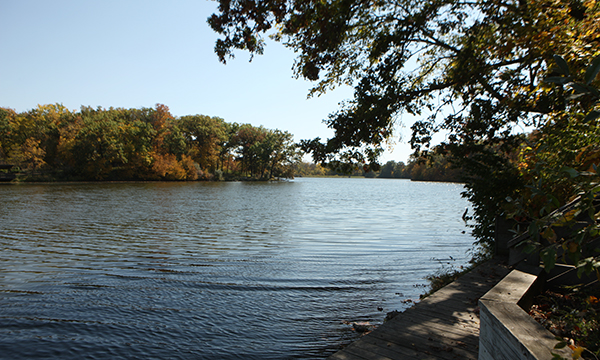 Weldon Springs Lake