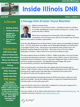 Click here for Inside IDNR News