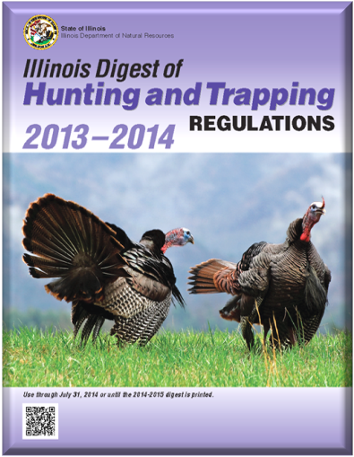 Hunting hunting and trapping digests for Idnr fishing license