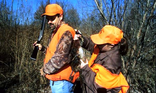 Youth Hunt Eldon Hazlett