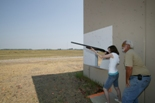 Skeet Shooting Young and Older