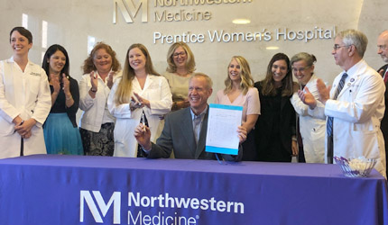 Gov. Rauner extends health insurance to fertility preservation